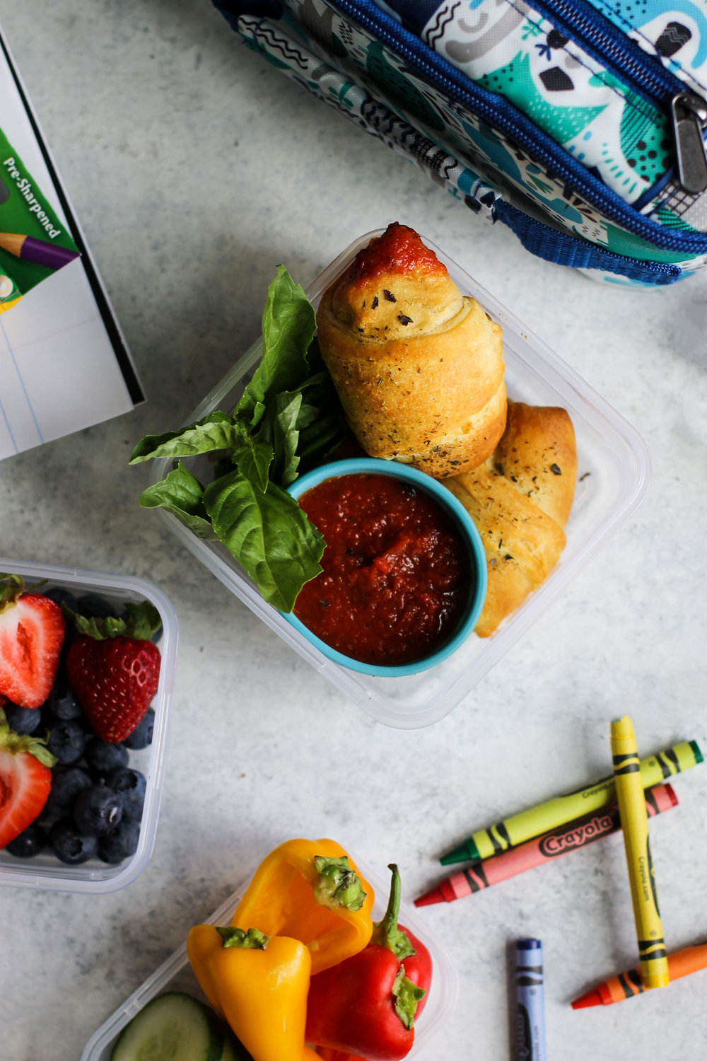 Spinach and Pepperoni Roll-Ups: My Diary of Us