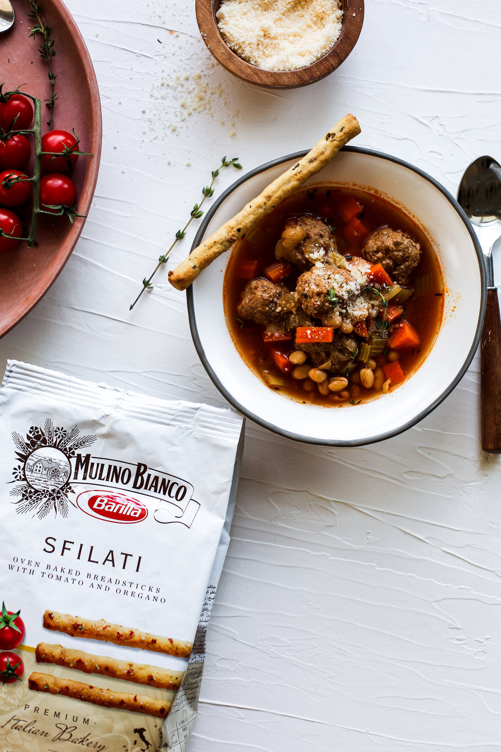 Italian Meatball Soup: My Diary of Us