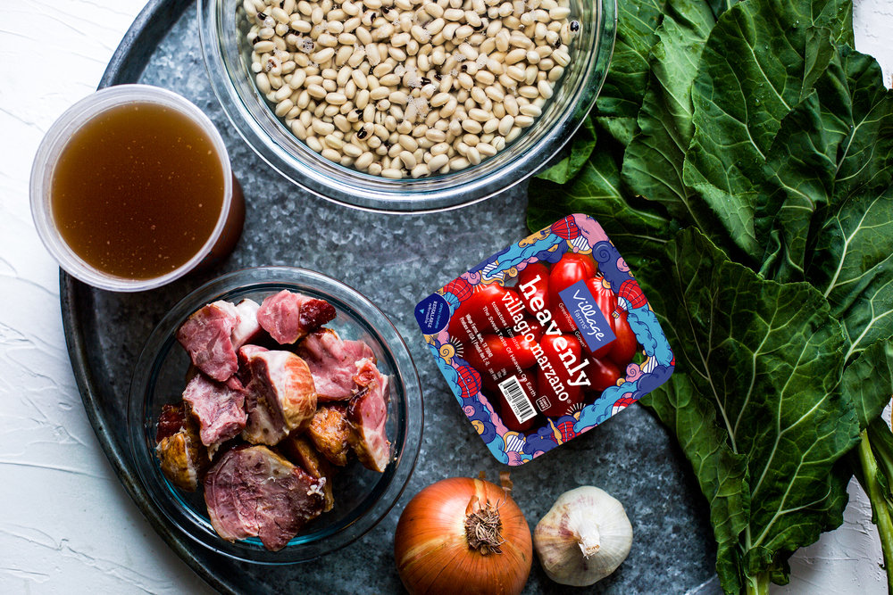 Black Eyed Pea Stew: My Diary of Us
