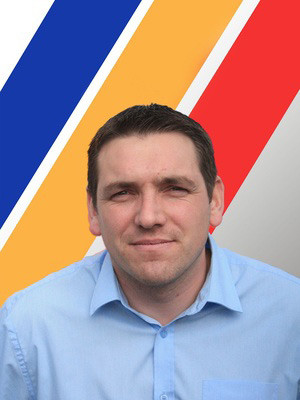 Peter Straderick  Contracts Manager