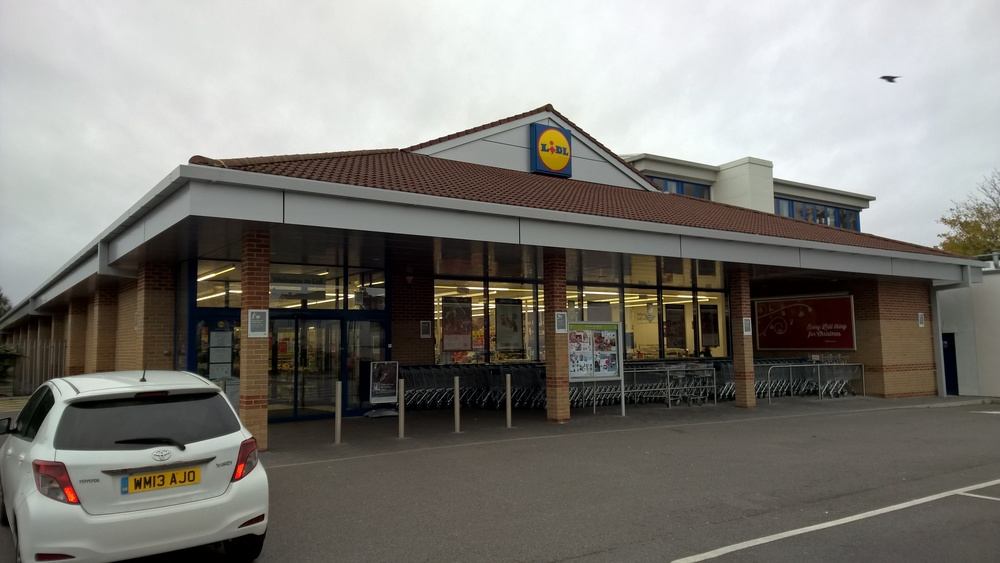 Lidl Store Clevedon