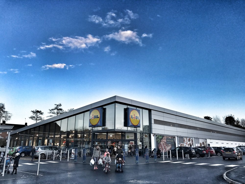 Lidl Exeter