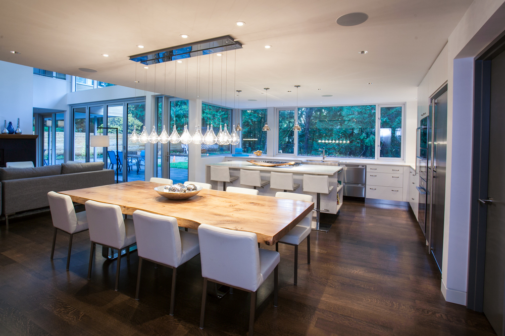 Connected Spaces | Residential Project Gallery | Vancouver Home Automation & Integration Specialists | Control 4 Platinum Dealer