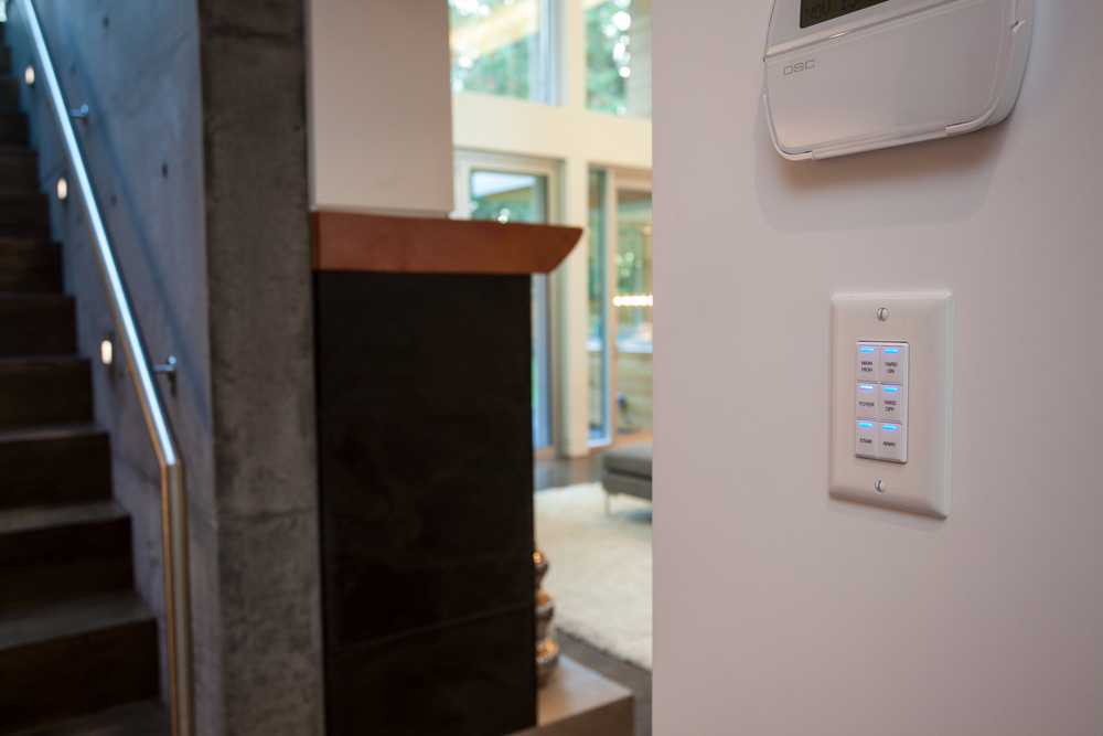 Connected Spaces | North Shore Residence | Vancouver Home Lighting Control Specialists