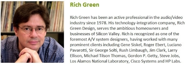 Connected Spaces | Meet Rich Green | Vancouver Home Integration Specialists
