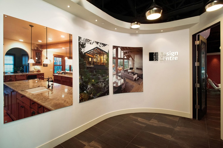 Connected Spaces - NorthShoreDesignCentre Showroom Entry - Home Automation Specialists