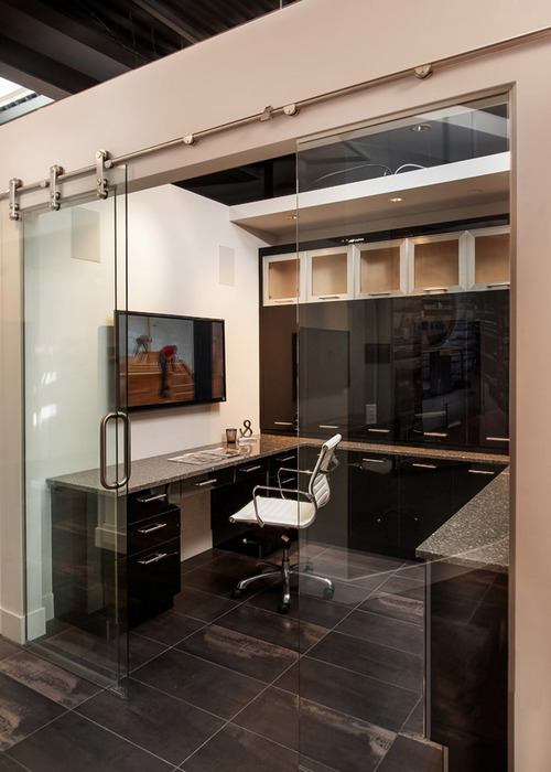 Connected Spaces - NorthShoreDesignCentre Showroom Office - Home Automation Specialists