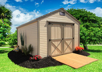 Dutch Lap Siding Wooden Buildings Mayse Mfg Co Outdoor Products
