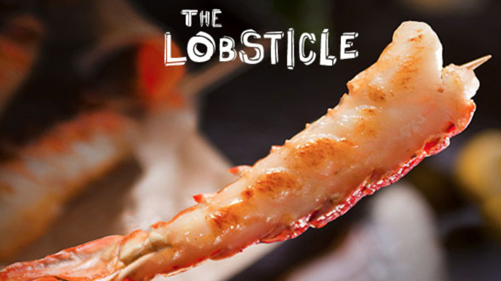 What started it all.....The Slapfish Lobsticle