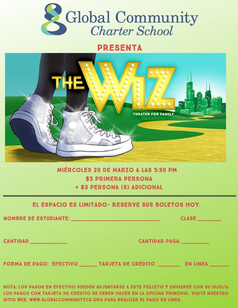 Haz click aquí para comprar boletos de Wiz