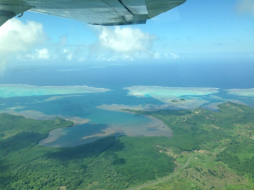 {Last year in Fiji}