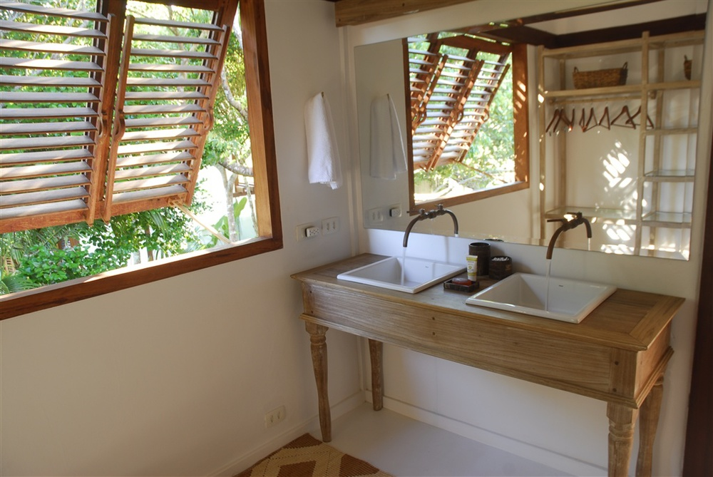 {One of the lovely bathrooms.  The showers here were also amazing! Photo Source:  Etnia Clube de Mar}