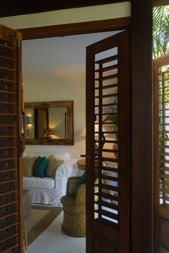 {A quaint sitting area - Photo Source: Etnia Clube de Mar}