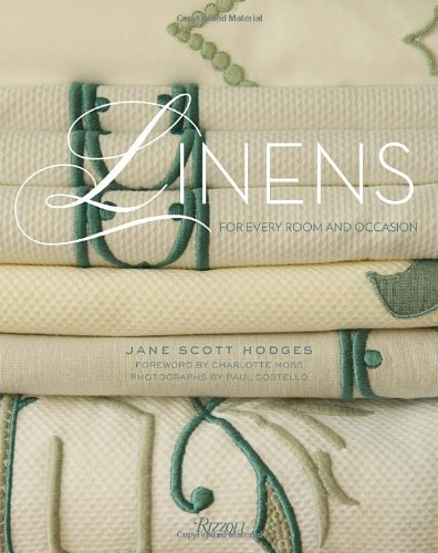Linens For Every Room and Occasion Book