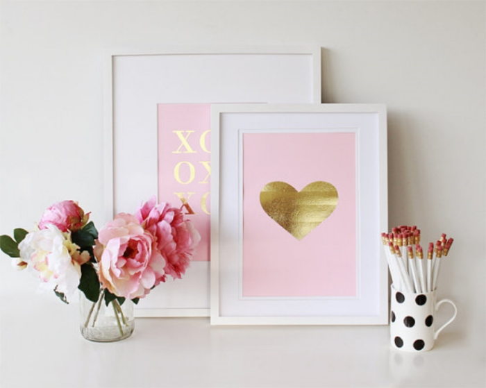 {I love these handmade prints from  Miss Poppy Design  on Etsy}