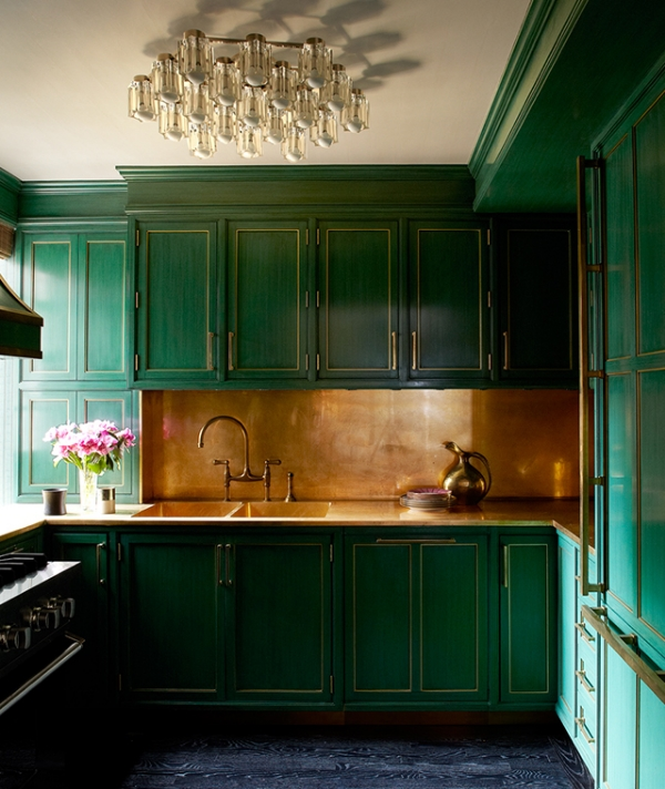 Source:   Elle Decor  , Design:   Kelly Wearstler  , Photographs:   William Abranowicz