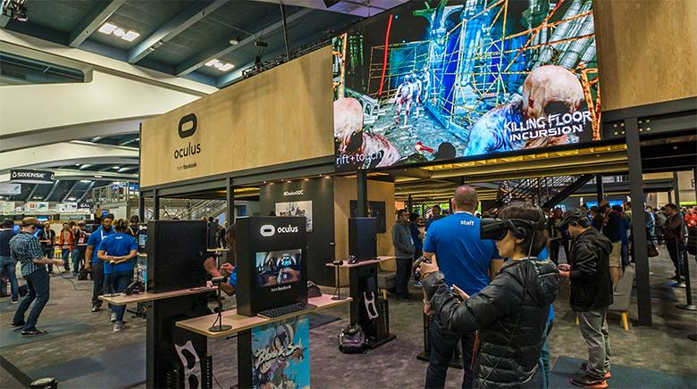 Killing Floor: Incursion featured at GDC 2017 Oculus booth. Craft Media Group contributed sound design and implementation.
