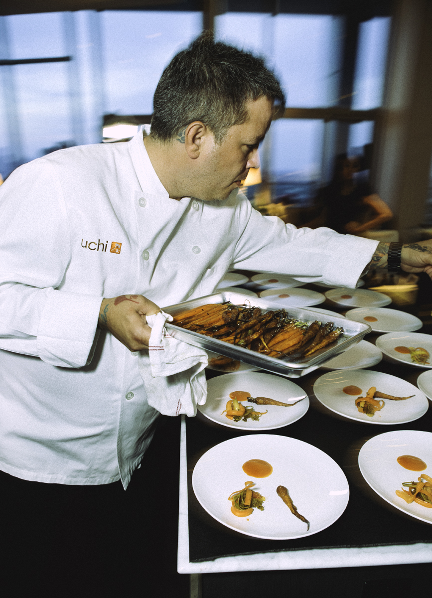 Chef Phillip Speer of Uchi