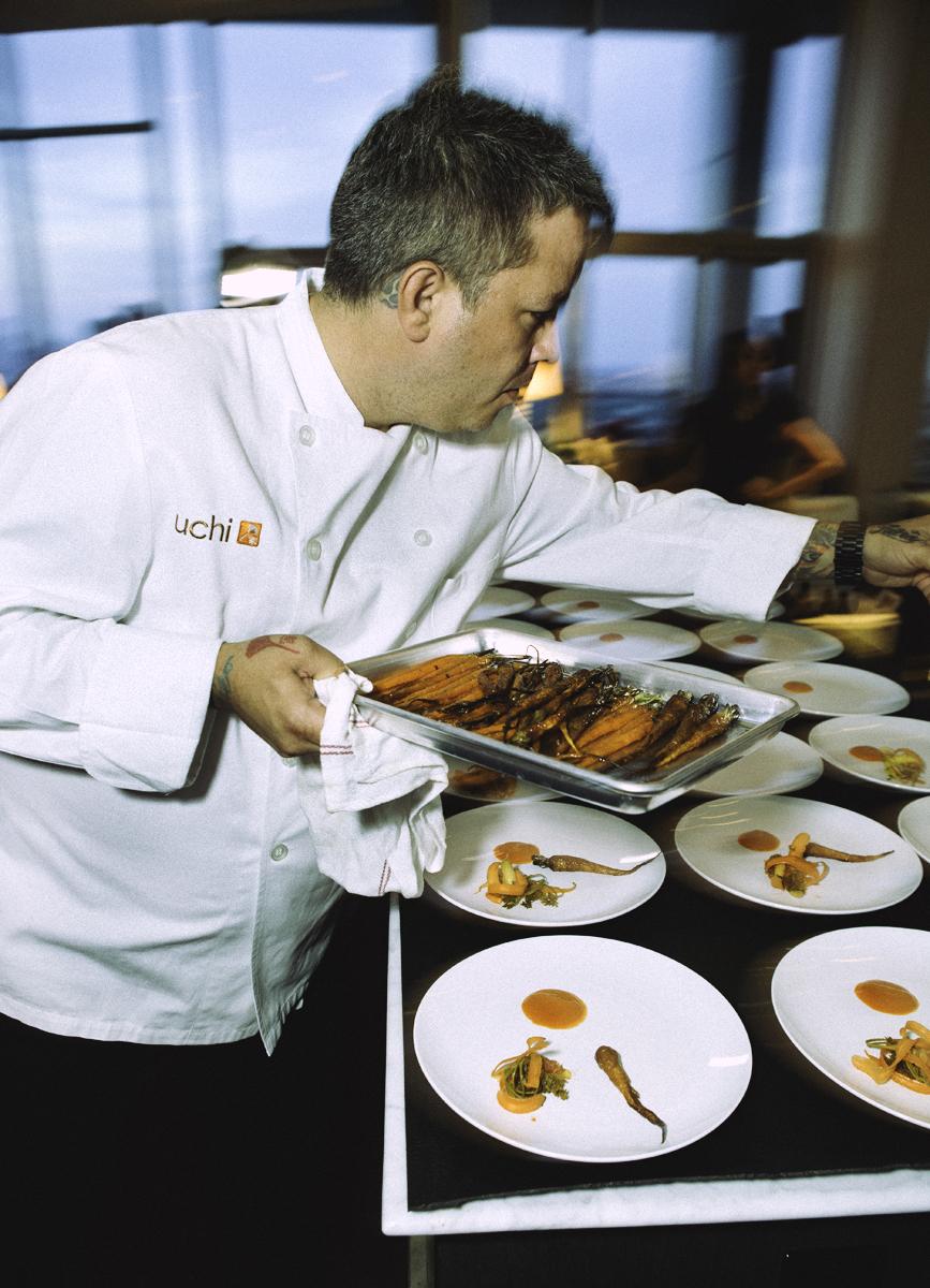 Chef Phillip Speer of Uchi