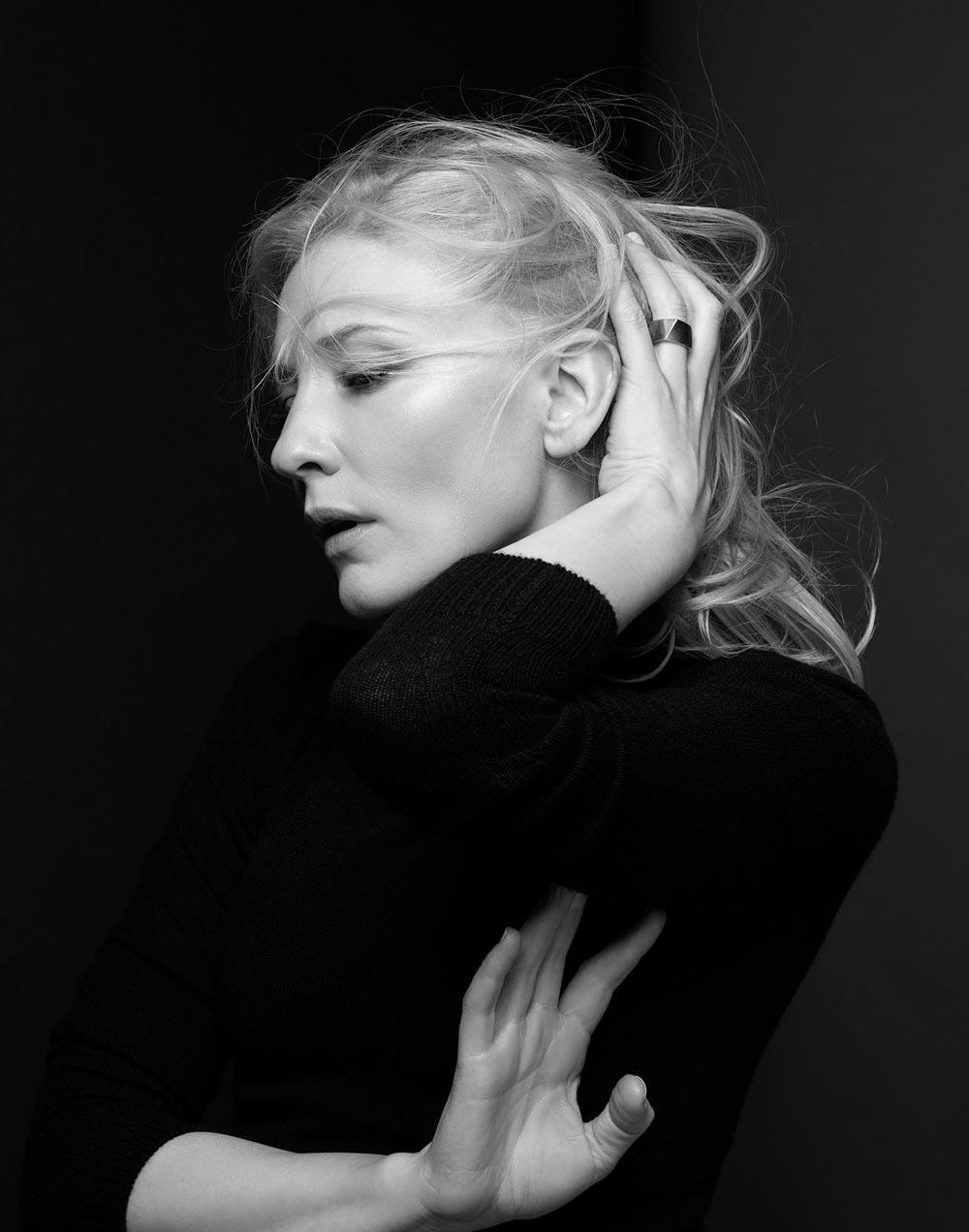 Cate Blanchett, Sydney