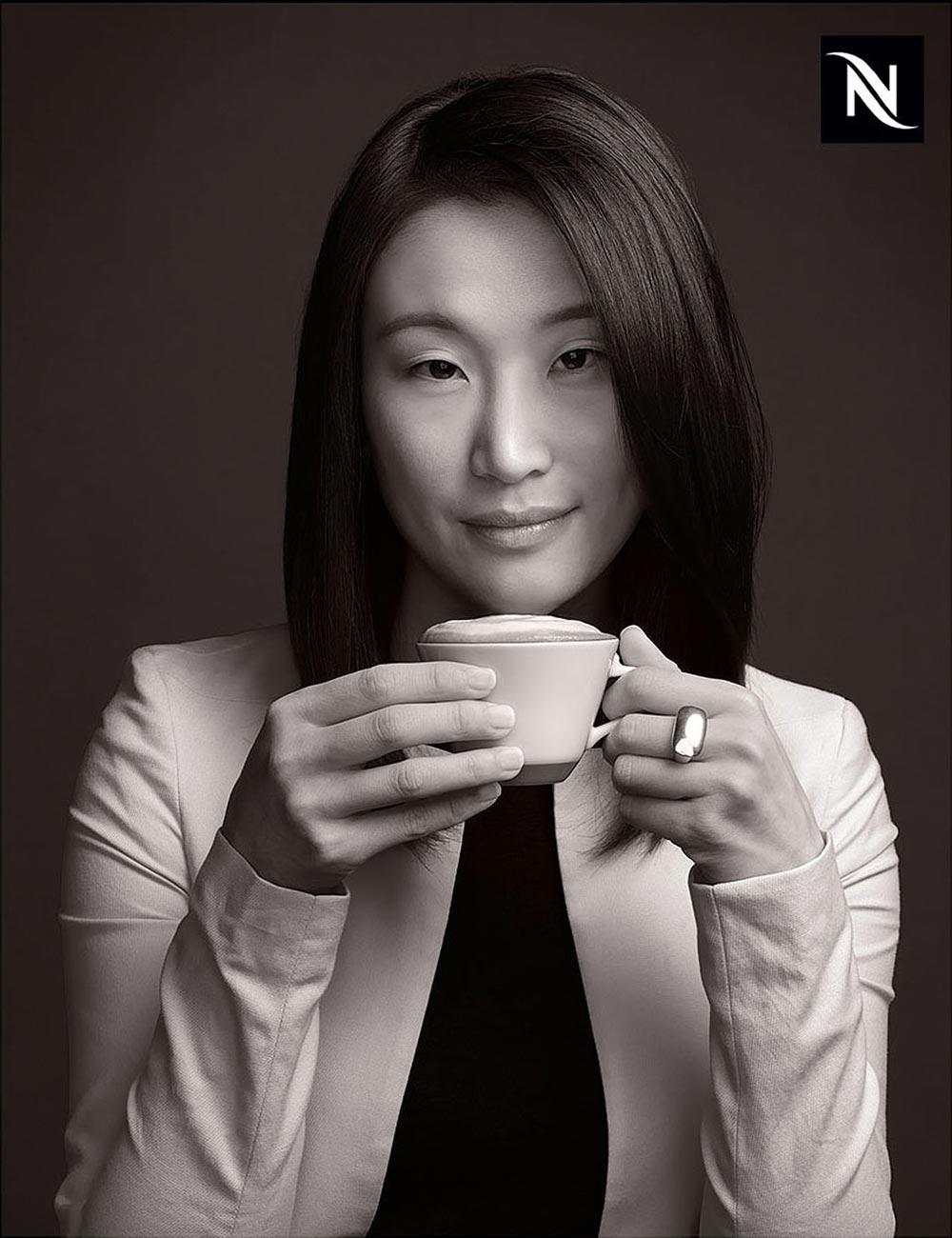 Nespresso Campaign, 2013