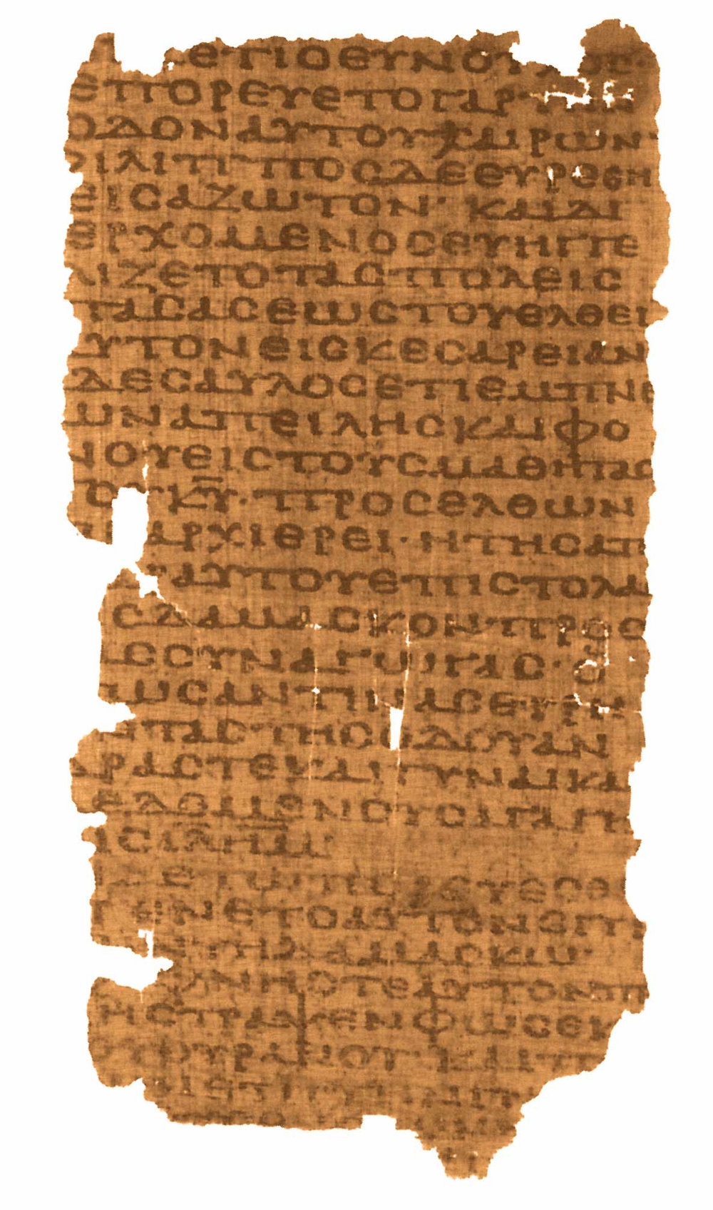- Papyrus 74