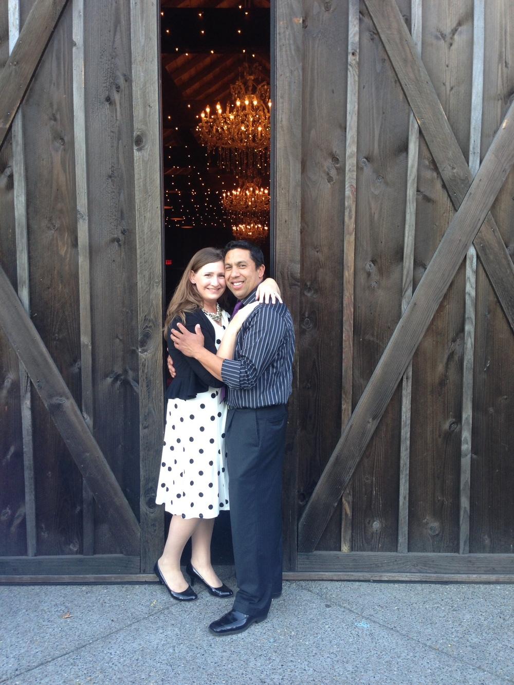 Mark & Cynthia Harp