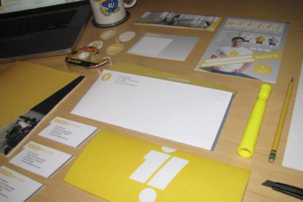 Print collateral system