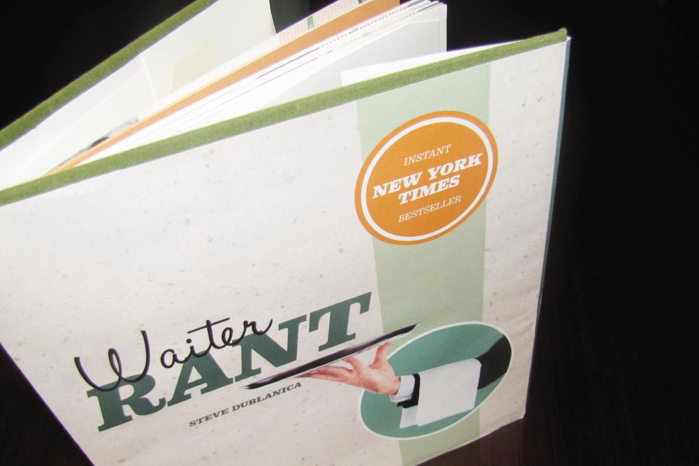 Book design and self-binding.