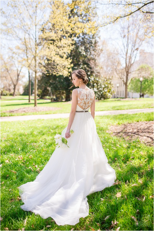 Mr Mrs Misskelley Athens Georgia Wedding