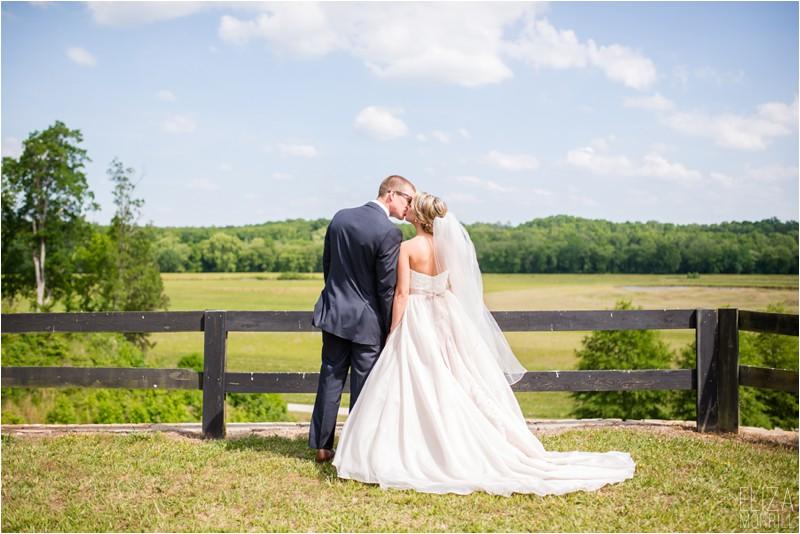 Mr Mrs Richardson Foxhall Resort Wedding Georgia