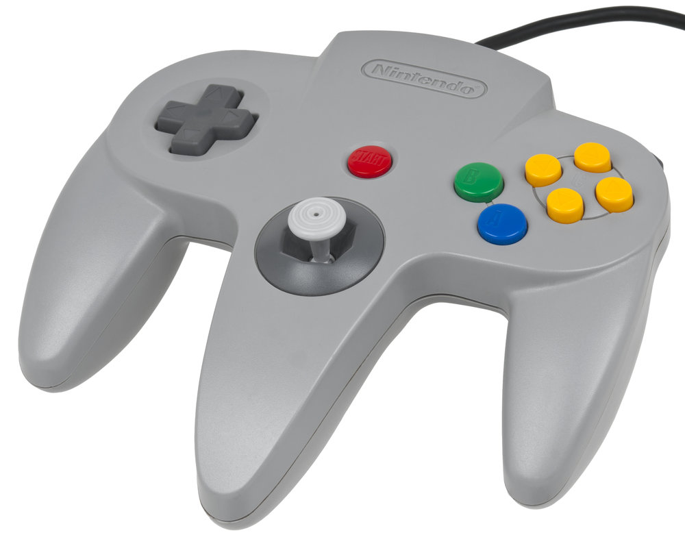 N64 Analog Stick Replacement
