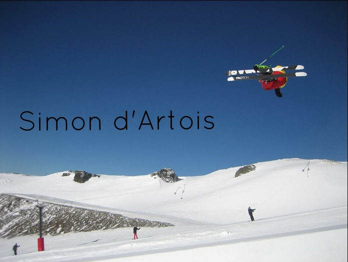 My name is Simon d'Artois. I was born and raised in Whistler BC and I am currently on the Canadian National Halfpipe Ski Team. My passion is skiing but I also love biking, jumping on the trampoline, making music, travelling, spending time with my friends and living it up! I choose Nibz Bandanaz when I ski to keep my face protected, warm and dry. You should wear a Nibz Bandanaz too! Peace!