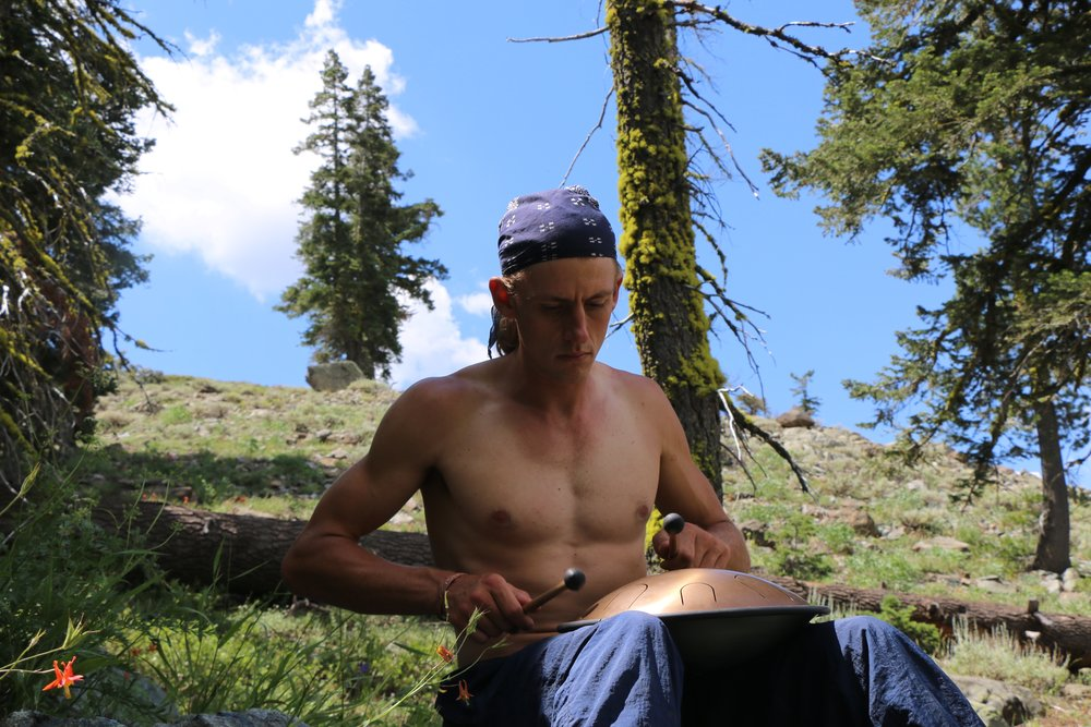 In July 2018, our program graduates gathered in Mount Shasta for another week-long recovery maintenance retreat. Playing music in nature, hiking, group and individual counseling, life coaching... staying clean. Some experienced setbacks and got help to repair. Recovery is a path and we provide realistic care.