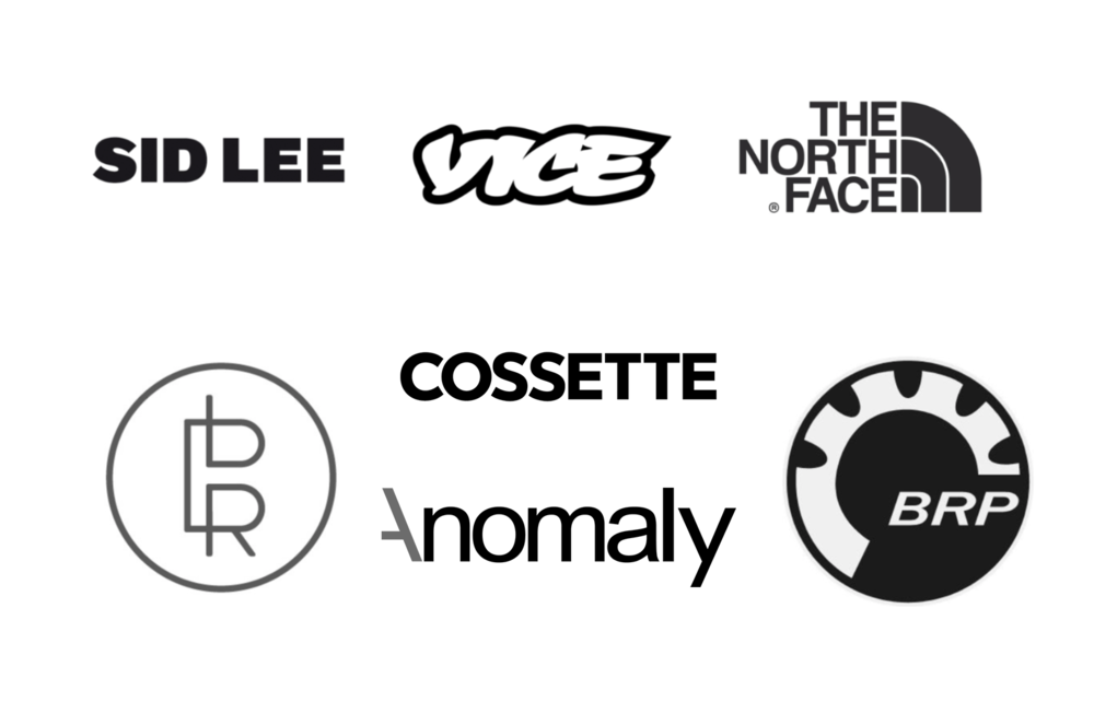 - Some of the clients I worked with recenlty.