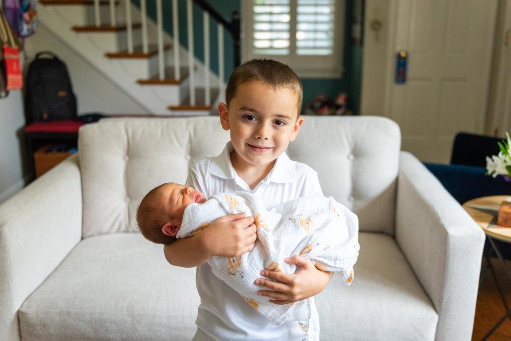 Washington DC Newborn Photographer