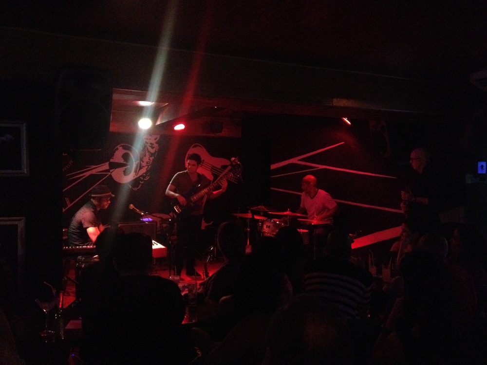 Zorra y El Cuervo Jazz Club