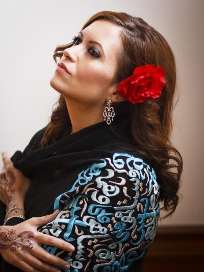 Farah Siraj by Ann Blake