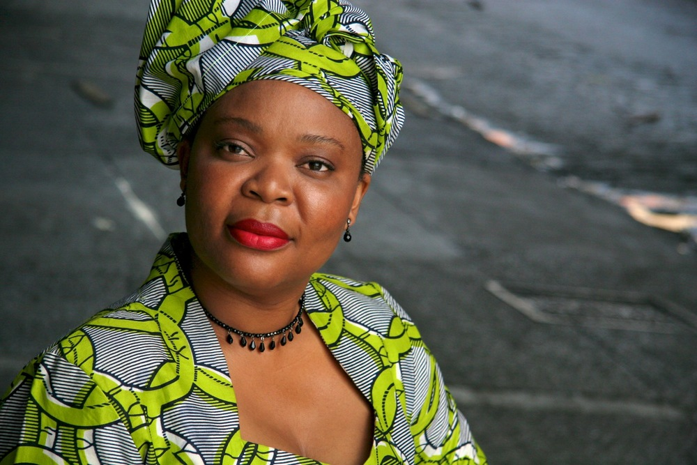 Photo of Leymah Gbowee  (Source: Nobel Women's Initiative)