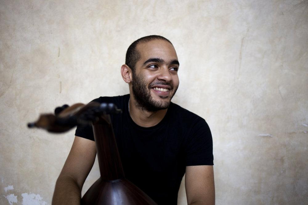 Mohamed Abozekry. Photo: Nada Elissa.