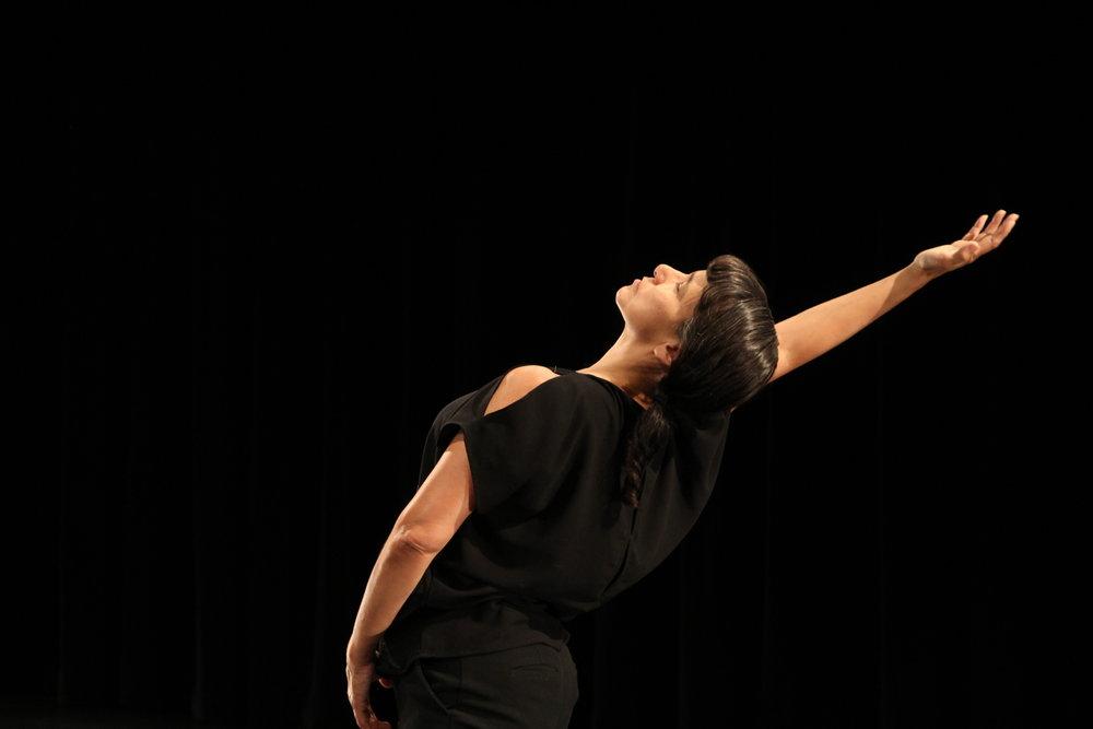 Rosy Simas . Photo: Imranda Ward. Weave residency at MANCC.