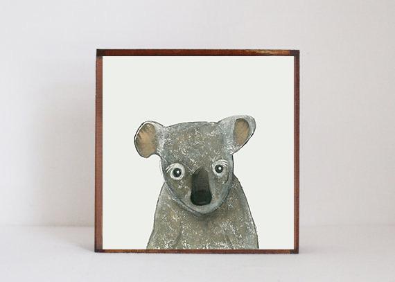 Koala Face
