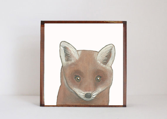 Red Fox Oliver