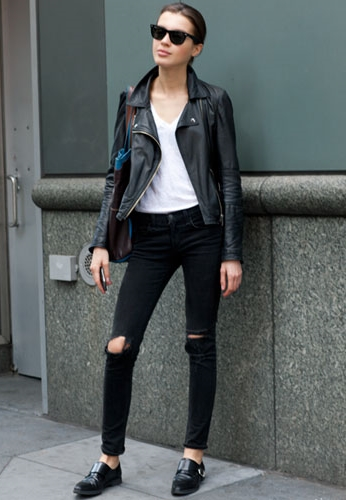 Leather Chic