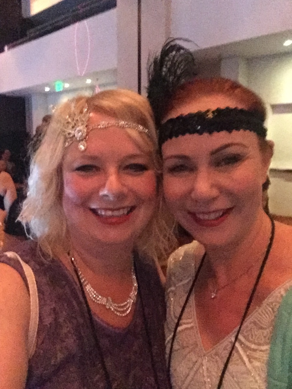 Roaring Twenties - Getting my Great Gatsby on with A S Fenichel (Andrea)