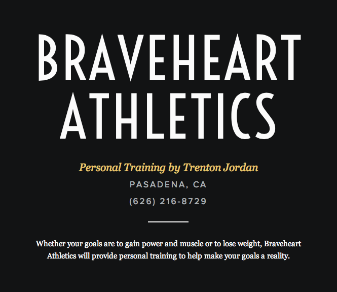 Pasadena Personal Training