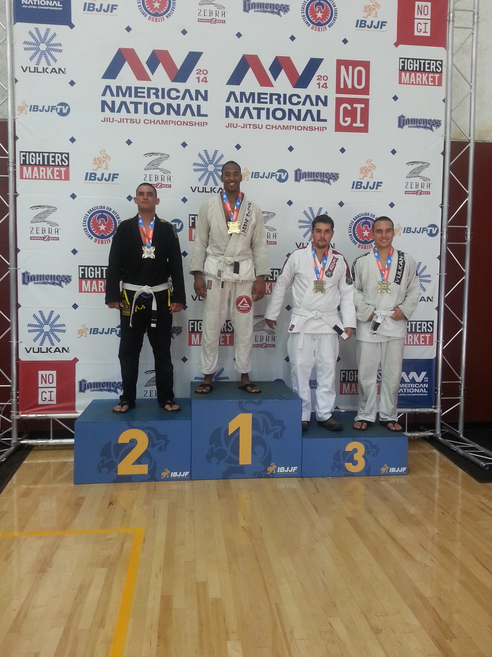 American National Champion 2014