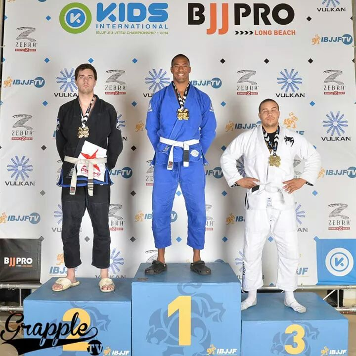 Long Beach BJJ Pro Champion 2015