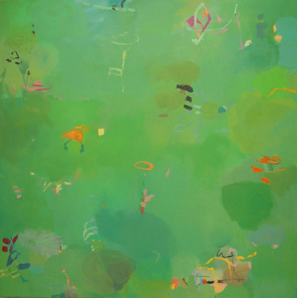"""Flickered Glimpses Bright"" 2009 