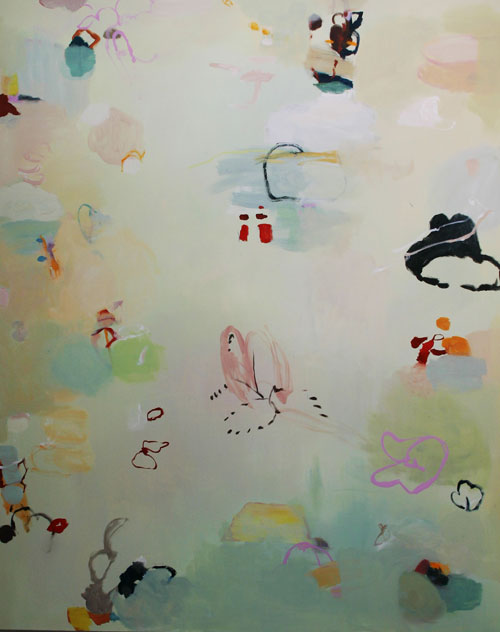 """ALMOST BEYOND HEARING"" 2009 